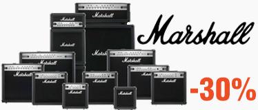 Marshall amplificatori per chitarra e pedali