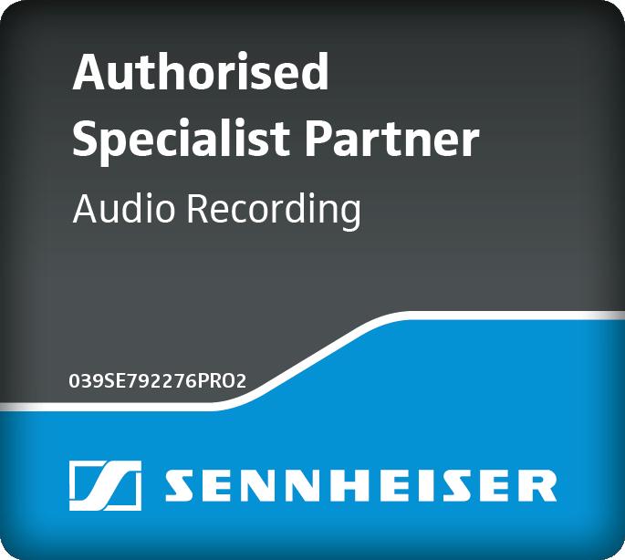 Authorised Sennheiser Partner Agreement