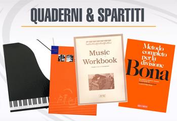 Quaderni Musicali & Spartiti