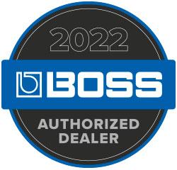 BOSS 2021 Authorized Dealer