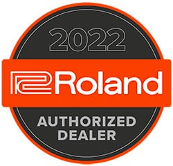 Roland 2021 Authorized Dealer