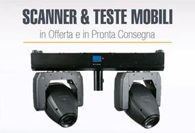Scanner e Teste Mobili in Offerta e in Pronta Consegna