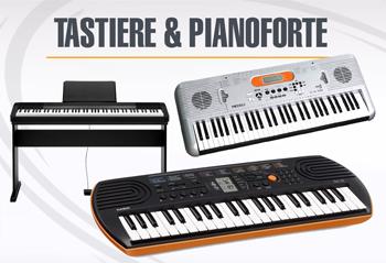Tastiere & Pianoforte
