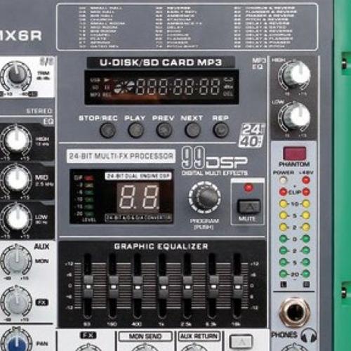 Mixer - Processore